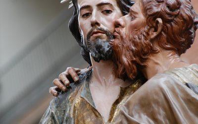 Judas, een ontmoeting met de Verrader en Dienaar van de mensheid